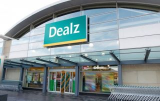 Dealz to open 70 new stores in Ireland