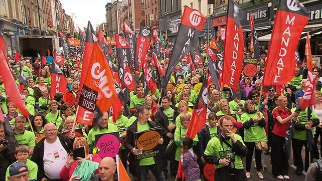 Dunnes Stores Increases Market Share Despite Strike