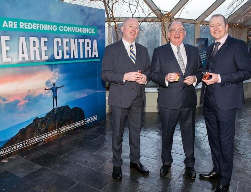 Record Sales at Centra of €1.63 billion in 2018 on the back of +3.6% growth
